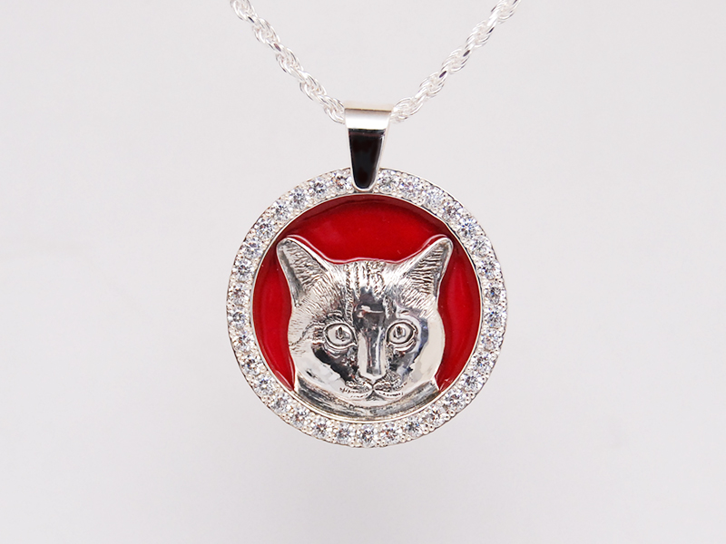 ORDERMADE CAT NECKLACE4