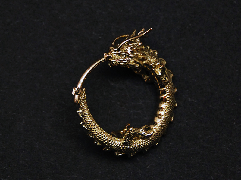 DRAGON PIERCE