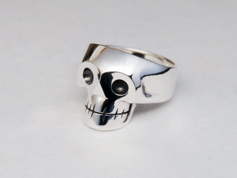 ORDERMADE Skull Ring/1