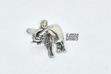 SV925 Ordermade elephant pierce