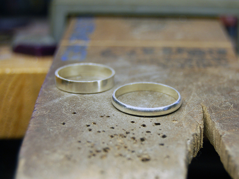 ORDERMADE Marriage Ring2_7
