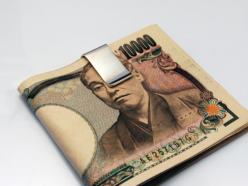 ORDERMADE MONEY CLIP