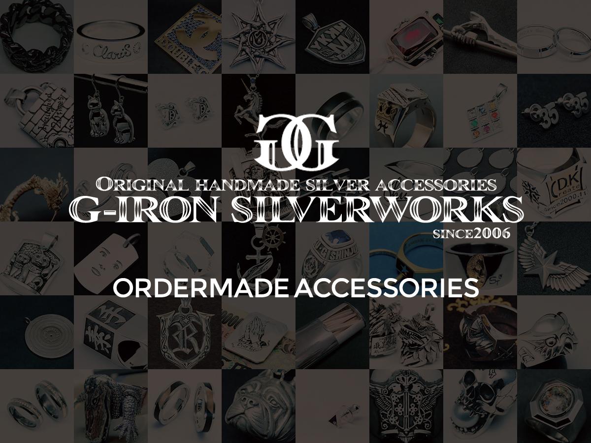 G-IRON ORDER ACCESSORIES