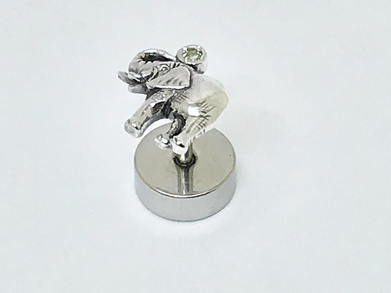 SV925 Ordermade elephant pierce