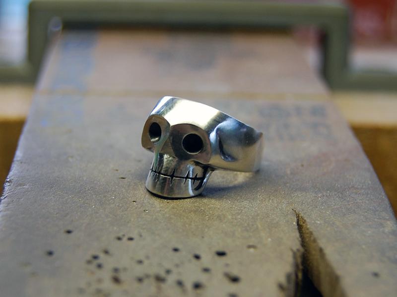 ORDERMADE Skull Ring1_20