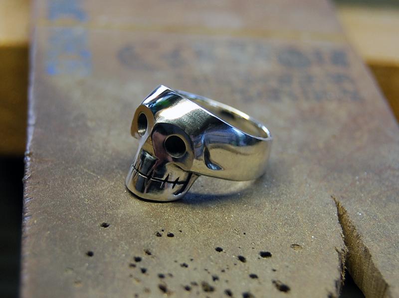 ORDERMADE Skull Ring1_21