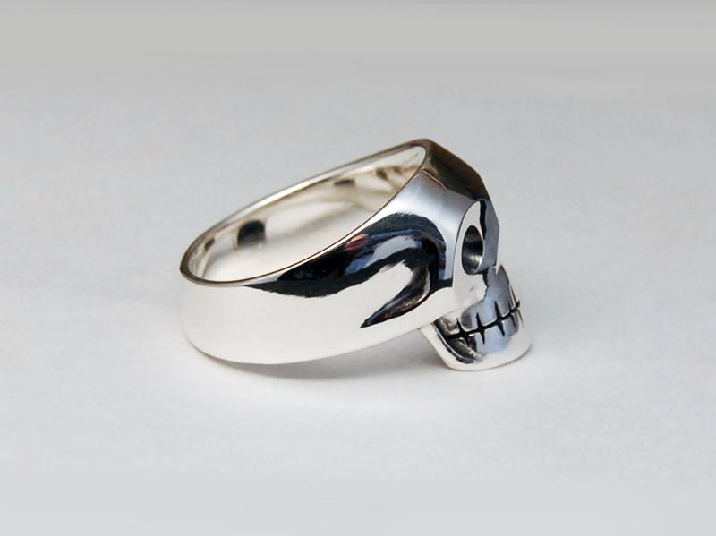 ORDERMADE Skull Ring1_26
