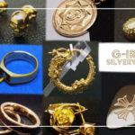 GOLD、ゴールド、18金