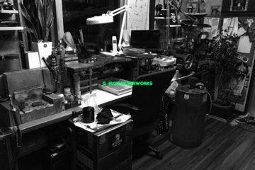 G-IRON SILVERWORKS F&F STUDIO