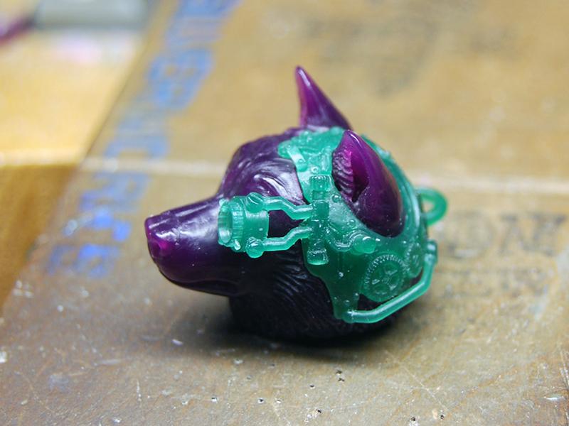 steampunk wolf 34