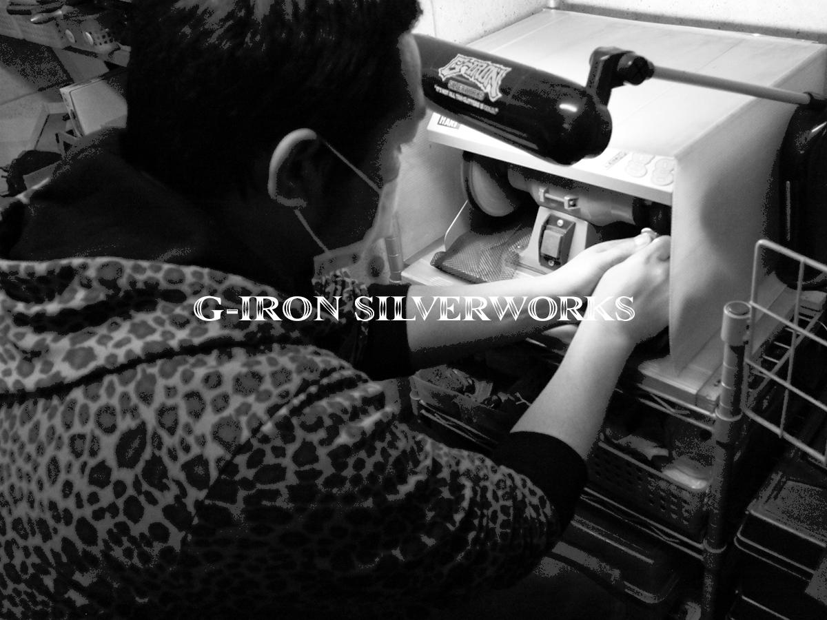 G-IRON SILVERWORKS BUFF