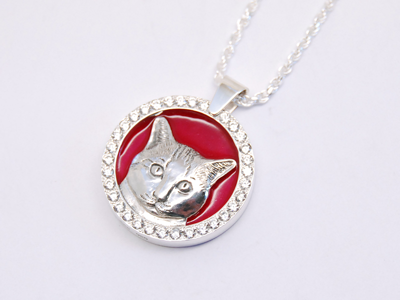 ORDERMADE CAT NECKLACE6
