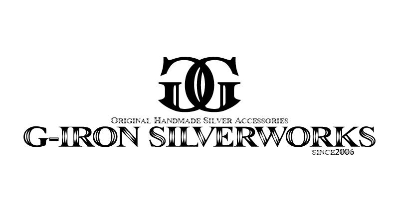 G-IRON SILVERWORKSロゴ